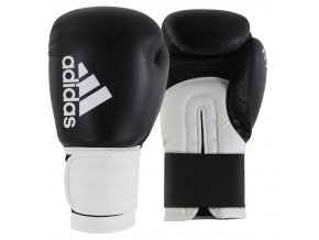 181016 box rukavice adidas hybrid 100 cierno biele