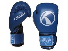 180717 box rukavice katsudo champ iv modre