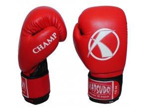 170820 box rukavice katsudo punch cerveno cierne