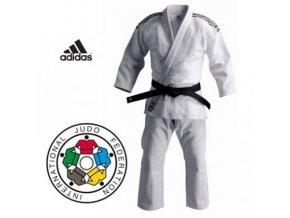 Bílé kimono na judo IJF CHAMPION II Regular